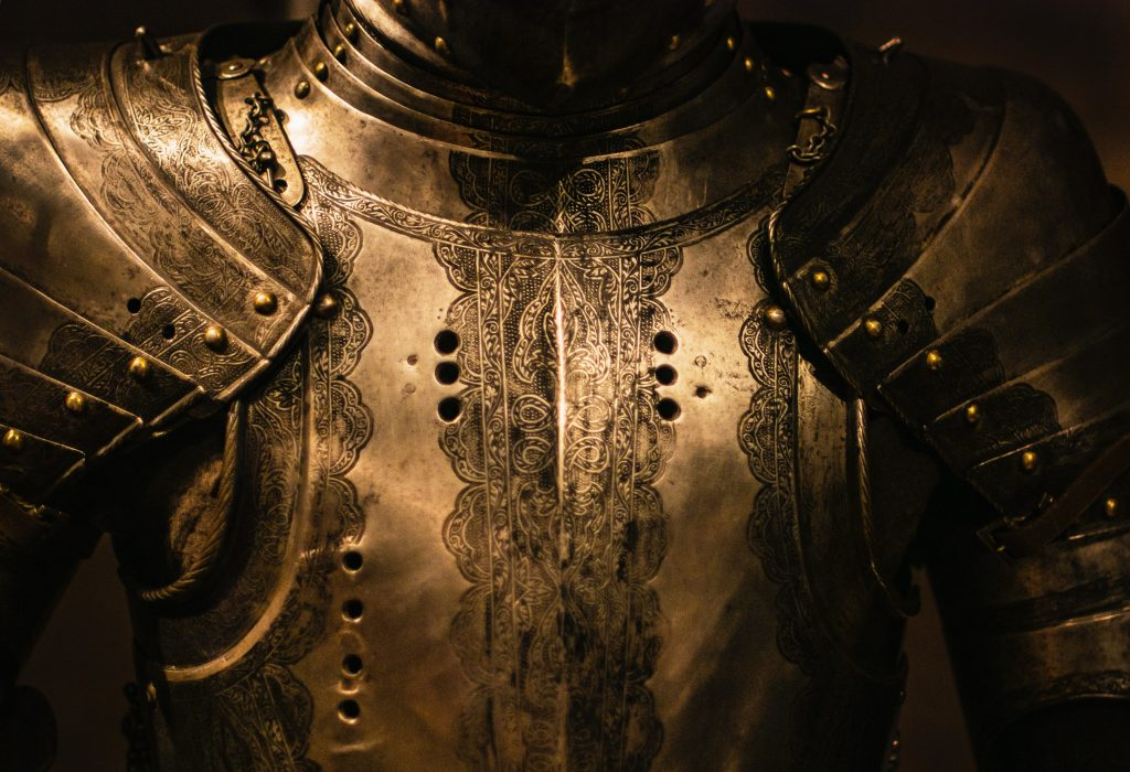 Chest Plate and Armor